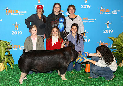 Armstrong Genetics :: Showpigs and Breeding Stock :: Huntsville